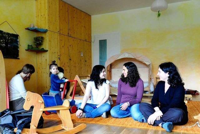 Netzwerkplattform: Das Familienzentrum