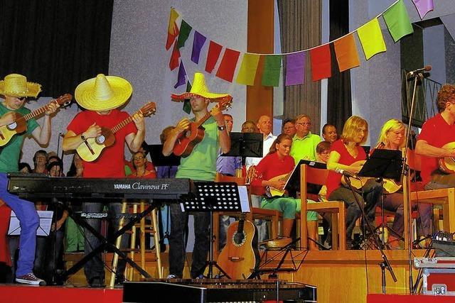 Feurige Latinonacht krönt das Jubiläum