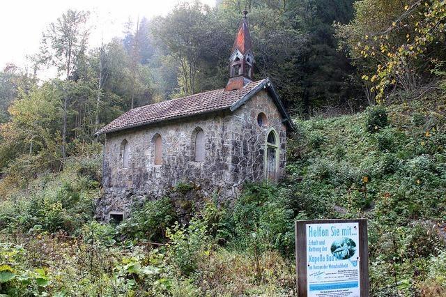 Sanierung der Kapelle Bad Boll: Stadt zieht sich zurück