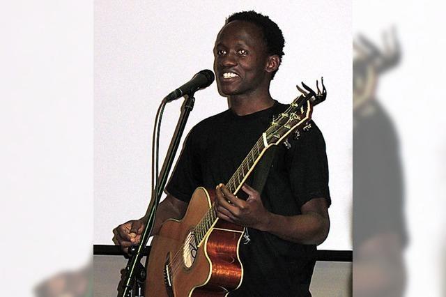 Aus Afrika in musikalischer Mission