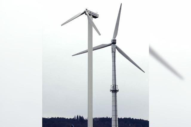 Rückenwind für das geplante Riesenwindrad