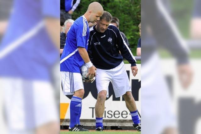 """FCN-Cheftrainer Ackermann: """"Ja, man hirnt einfach mehr"""""""