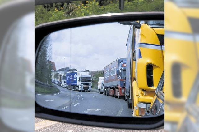 Der Verkehr steht zu oft still