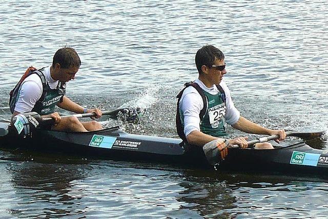 Fabian Denner auf Platz fünf