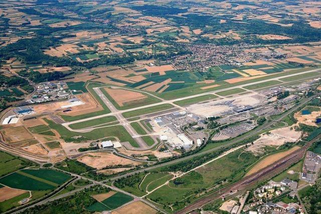 Euro-Airport: Bahnanschluss auch ohne Hilfe aus dem Land?