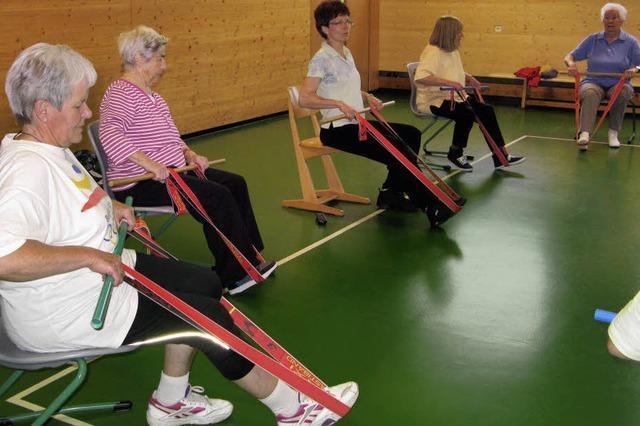Locker und entspannt fit bleiben