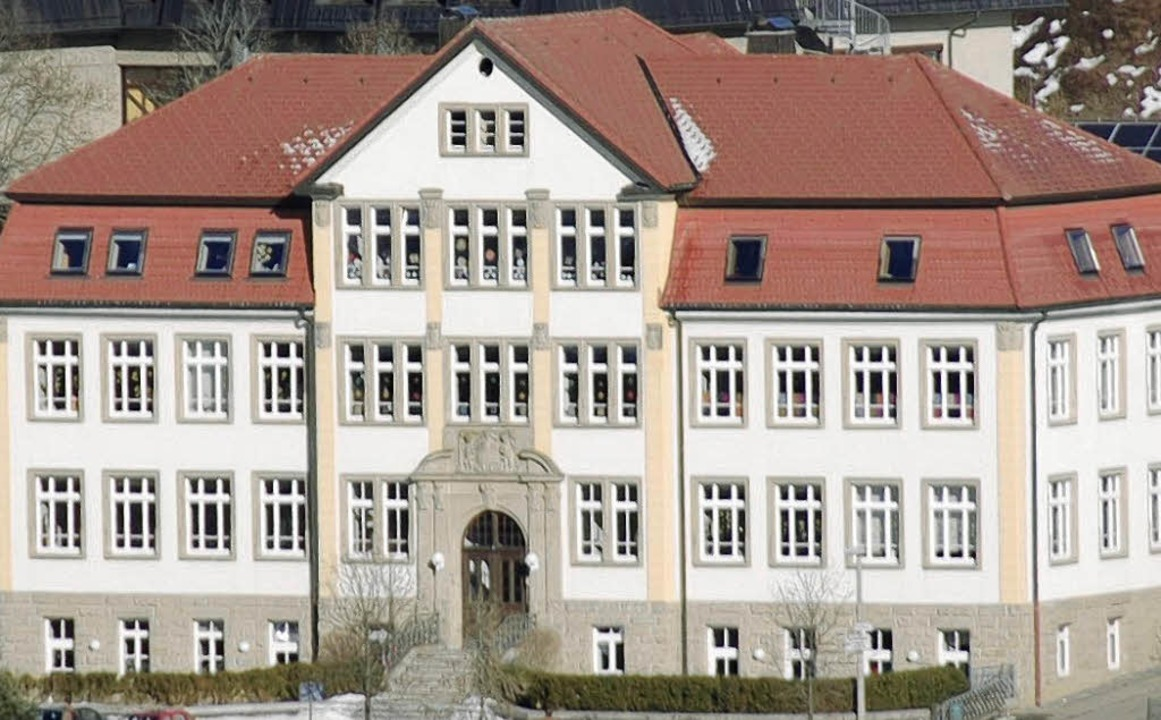 Die Sommerberg-Schule Lenzkirch, hier ...meinschaftsschule umgewandelt werden.   | Foto: Ralf MOrys