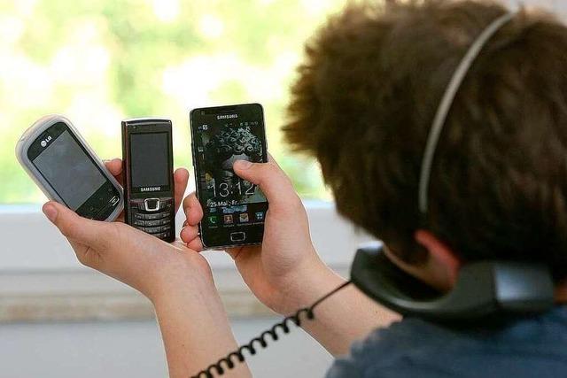 Wenn das Smartphone zum Ersatzhirn wird