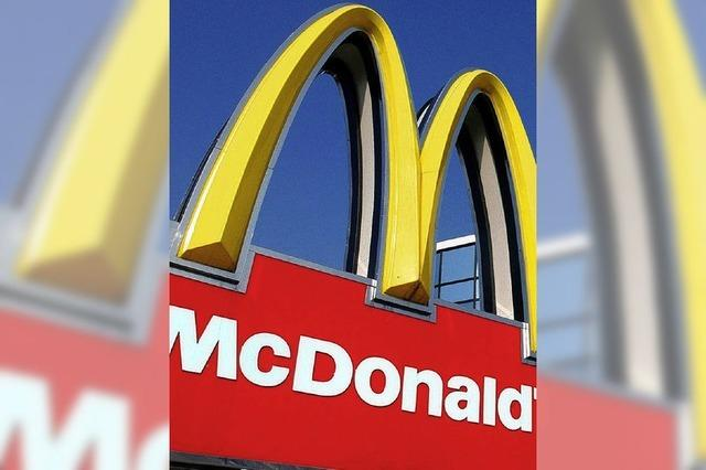 Kommt McDonald's ?