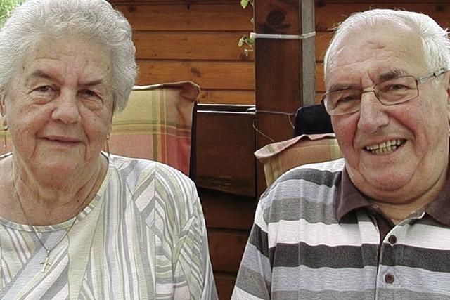 Ein halbes Jahrhundert gemeinsam verlebt