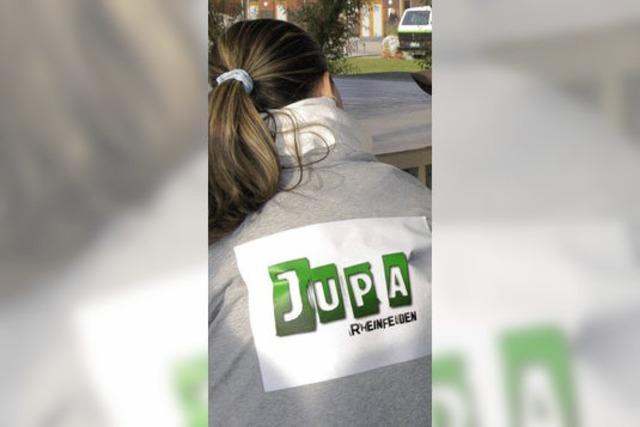 Jupa lobt einen Preis aus