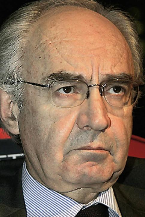 Ettore Gotti Tedeschi  | Foto: dpa