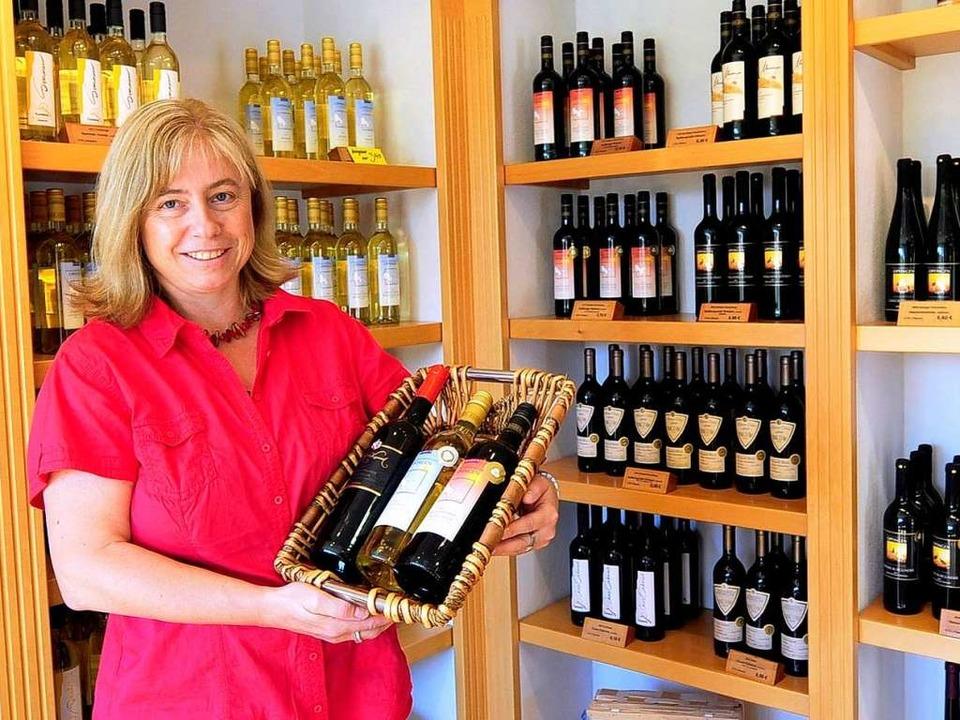 Erfolgreich sind die Weine vom Tuniber...haft Opfingen, Dürleberg 8, zuständig.  | Foto: Ingo Schneider