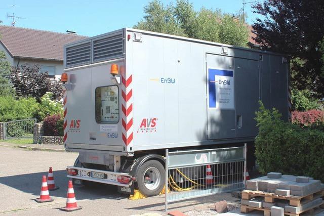 Stromausfälle auch in Ihringen, Teningen und Köndringen