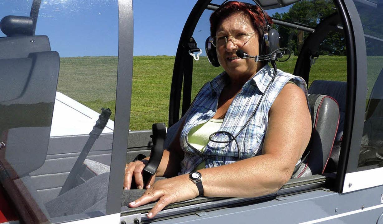 Beim 49. Hotzenwaldwettbewerb sorgt Er...egelflugzeuge hoch geschleppt werden.   | Foto: Sigrid Scheider