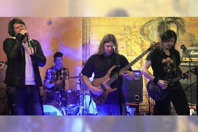 Rockband Matako freut sich über gelungene Kaiserstuhl-Tour