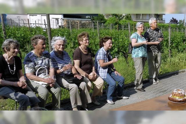 Table Ronde trifft Ötlinger Senioren