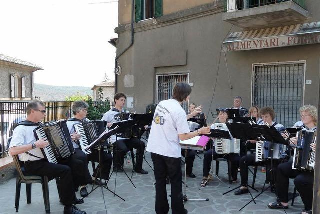 Trip mit sehr italienischen Momenten