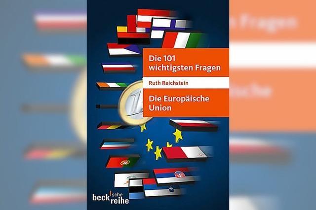 SACHBUCH: Die EU in kleinen Dosen