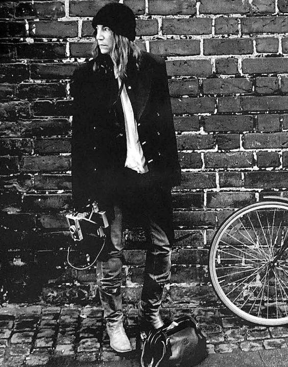 Macht Momentaufnahmen von der Welt: Patti Smith   | Foto: Steven Sebring