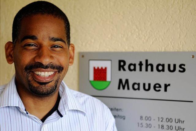 John Ehret: Der erste schwarze Bürgermeister im Land
