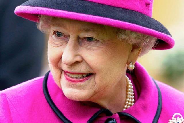 Großbritannien feiert seine Königin