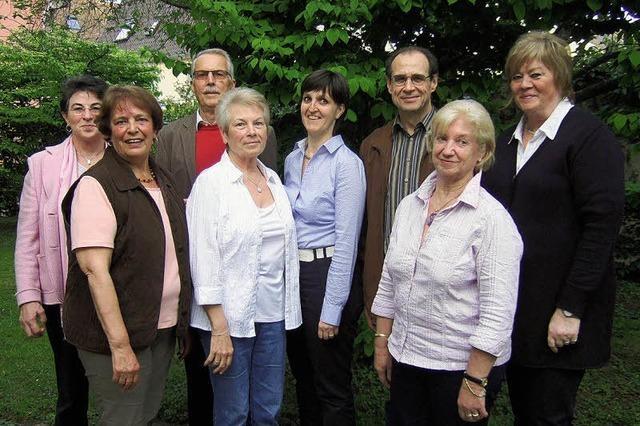 Wechsel an der Spitze der Bad Krozinger Chorgemeinschaft