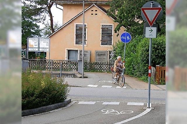 Radwegenetz wird sicherer