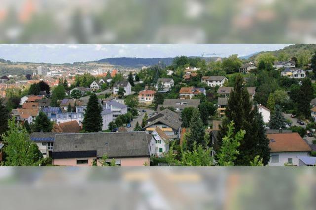 Stadtverwaltung setzt auf Verdichtung