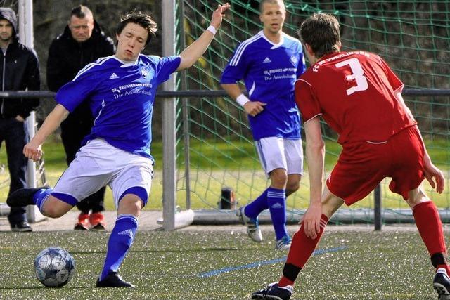 FC Neustadt: Solide und ein bisschen sensationell