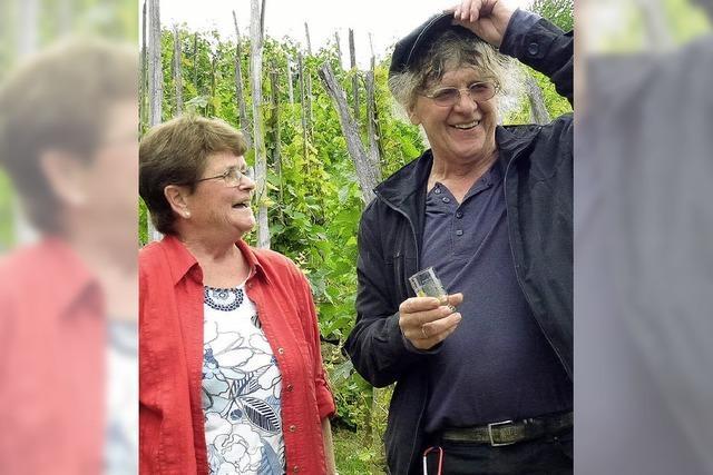 Altes Handwerk, Stein und Wein