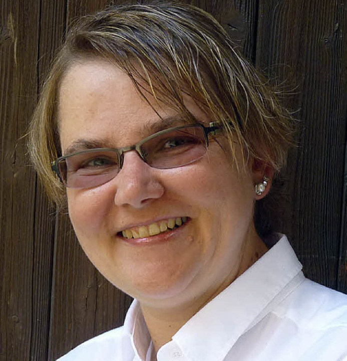 Judith Jehle-Zemela  | Foto: Christel Hülter-hassler