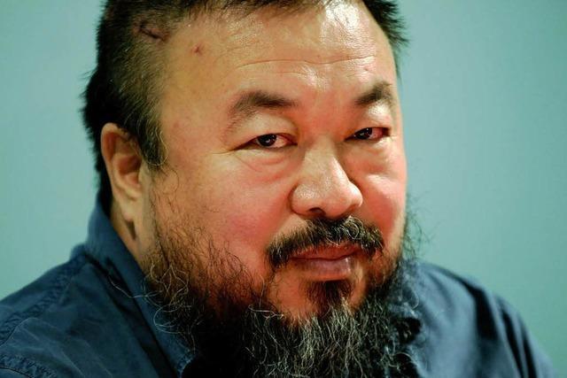 Ai Weiwei: Bedauern – ja, bereuen – nein