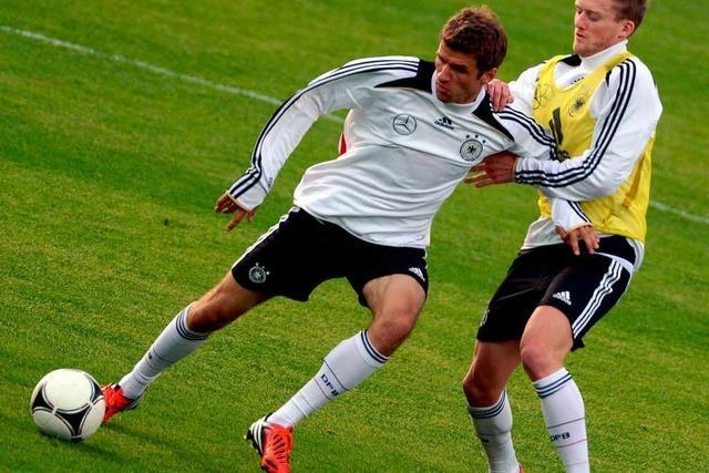 Für Deutschlands Fußballer zählt nur noch eines: Portugal