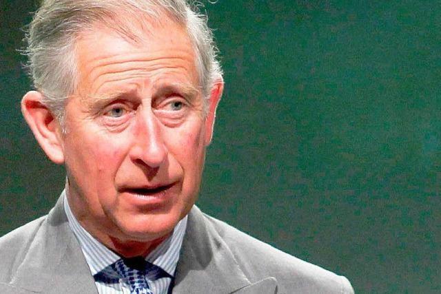 Prinz Charles, der alternde Königslehrling