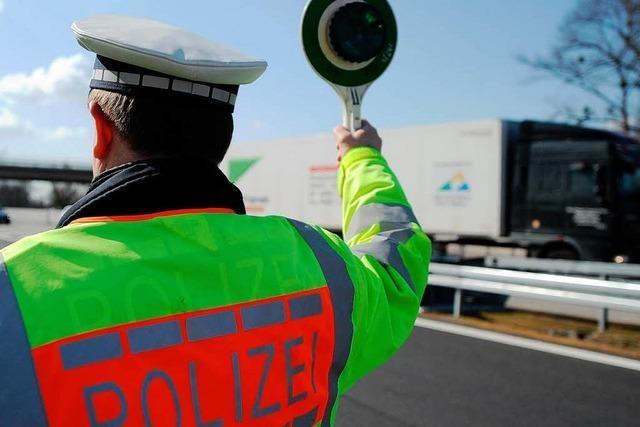 Gall regelt Verkehrspolizei neu – CDU befürchtet weniger Sicherheit