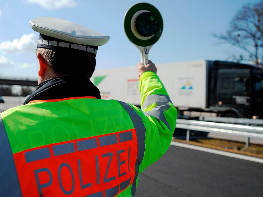 Gall regelt Verkehrspolizei neu – CDU befürchtet weniger Sicherheit ...