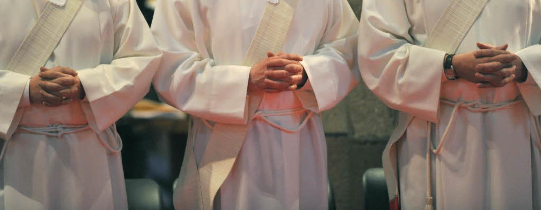 Priester im Erzbistum Freiburg fordern Reformen.  | Foto: dpa