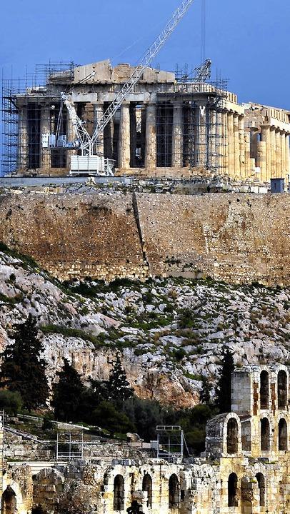 Akropolis Athen    Foto: AFP ImageForum