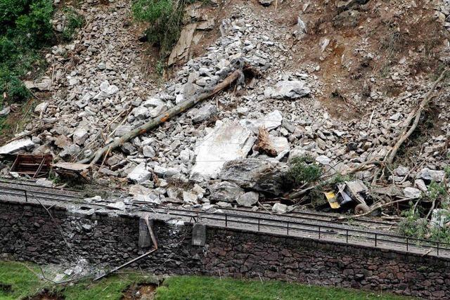 Gotthard: Bauarbeiter tot geborgen