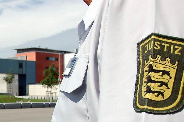 Mehr Therapieplätze für das Offenburger Gefängnis