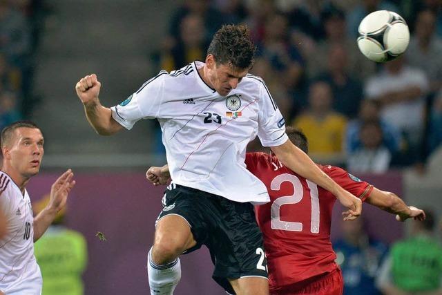Gomez köpft die DFB-Elf zum Sieg