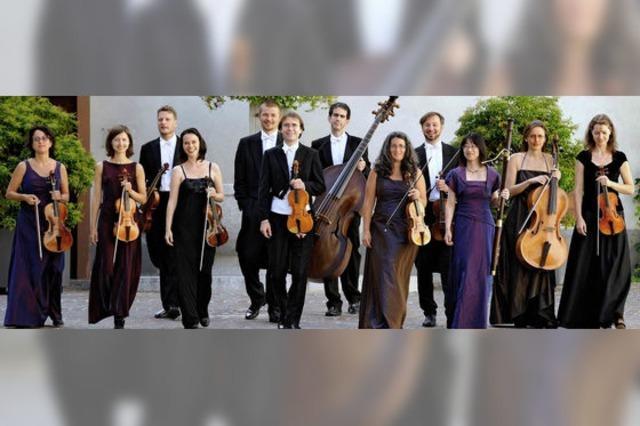 Musik bringt Aargauer Baudenkmäler zum Klingen