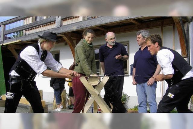 Dorffest lässt Tradition hochleben