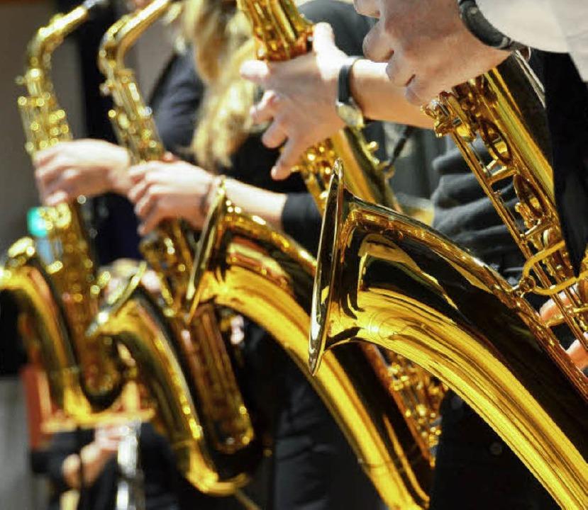 Die Musik ist das Geschäft der Jugendmusikschule Südlicher Breisgau.   | Foto: Kathrin Blum