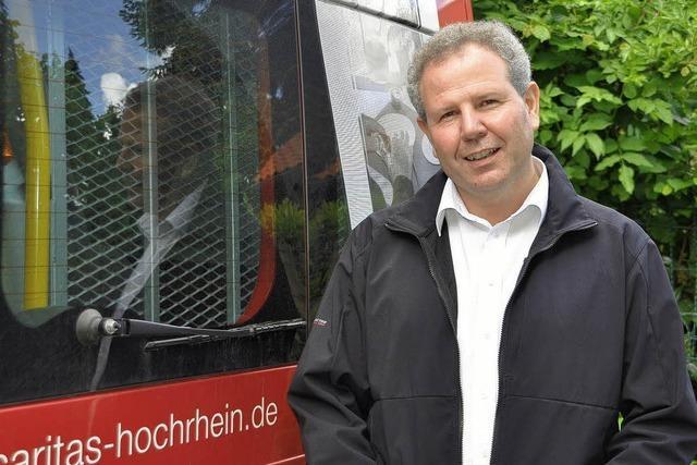 """Rolf Steinegger: """"Wir brauchen auch die Kümmerer"""""""