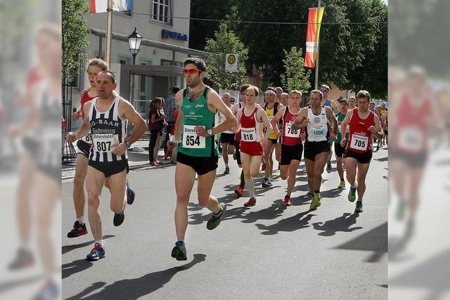 Bräunlinger Halbmarathon: Einblicke in die Hölle