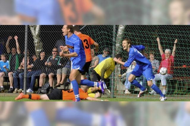 Für die SF Oberried steht die Tür zur Landesliga weit offen
