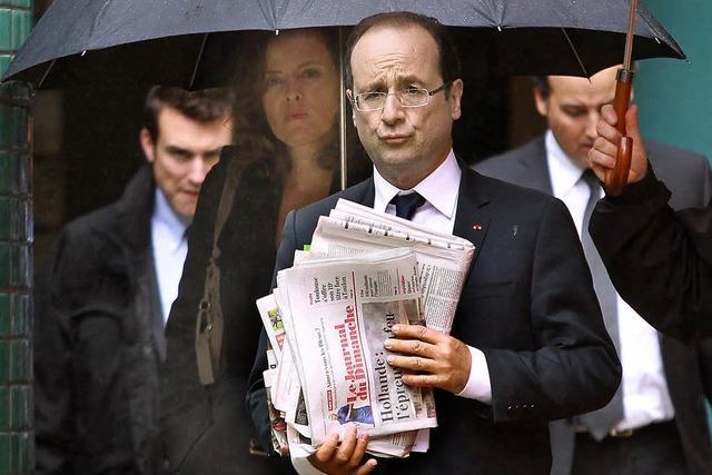 Hollande triumphiert erneut