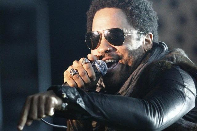 Lenny Kravitz erholt sich im